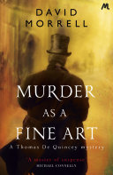 Murder as a Fine Art Earlier Masterpieces Of Murder Police Suspicion