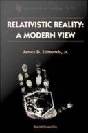 Relativistic Reality