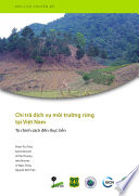 Chi trả dịch vụ môi trường rừng tạiViệt Nam