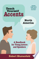 Teach Yourself Accents   North America