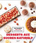 illustration Desserts aux sucres naturels