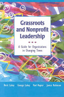 Grassroots and Nonprofit Leadership
