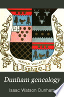 Dunham genealogy