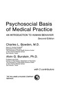 Psychosocial Basis Of Medical Practice