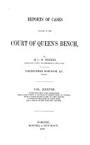 download ebook queen\'s bench and practice court reports ... pdf epub
