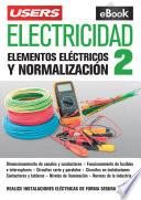 Electricidad   Elementos el  ctricos y normalizaci  n