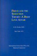 Freud and the Seduction Theory