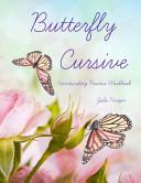Butterfly Cursive Handwriting Practice Workbook