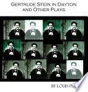 Gertrude Stein In Dayton And Other Plays book