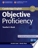 Objective Proficiency Teacher s Book