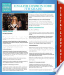 English Common Core 7th Grade  Speedy Study Guides