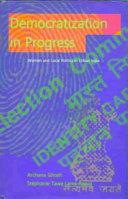 Democratization in Progress