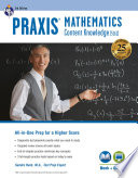 Praxis Mathematics  Content Knowledge  5161  Book   Online