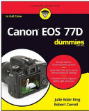 Canon EOS 77D For Dummies