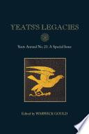Yeats s Legacies