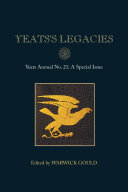 download ebook yeats\'s legacies pdf epub