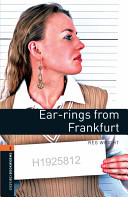 Oxford Bookworms Library Stage 2 Ear Rings From Frankfurt