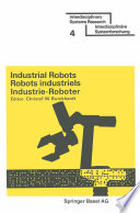 Industrial Robots   Robots industriels   Industrie Roboter