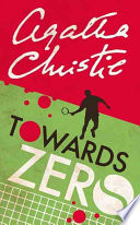 Towards Zero by Agatha Christie