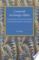 Cromwell On Foreign Affairs