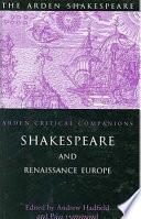 Shakespeare Renaissance Europe