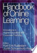 Handbook Of Online Learning