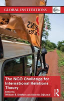 The NGO Challenge for International Relations Theory
