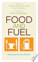 Food and Fuel