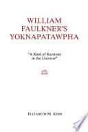 William Faulkner s Yoknapatawpha