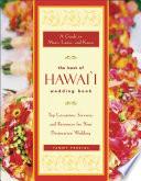 The Best of Hawai i Wedding Book