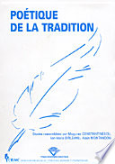 Po  tique de la tradition