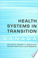 Health Systems In Transition