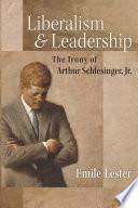 Liberalism and Leadership Book PDF