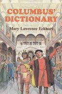Columbus' Dictionary