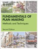 Fundamentals of Plan Making Book
