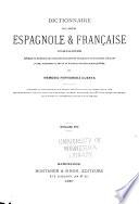 Diccionario de las lenguas espa  ola y francesa comparadas  Dictionnaire espagnol fran  ais