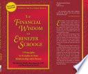 The Financial Wisdom of Ebenezer Scrooge