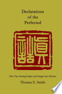 Declarations of the Perfected  PART ONE Book PDF