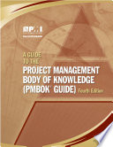 A Guide to the Project Management  An American National Standard  2008