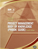 A Guide to the Project Management, An American National Standard, 2008