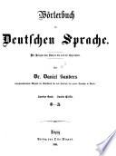Wörterbuch der deutschen Sprache: Bd., 1. Halfte. L-R