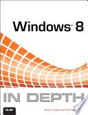 Windows 8 In Depth book