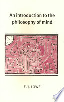 An Introduction to the Philosophy of Mind