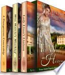 To Woo an Heiress Boxed Set  Three Sweet Regency Romances in One