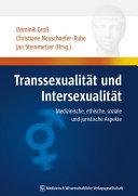 Transsexualität und Intersexualität