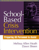 School-Based Crisis Intervention