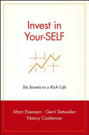 Invest in Your SELF