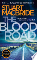 The Blood Road  Logan McRae  Book 11