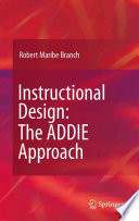 illustration Instructional Design: The ADDIE Approach