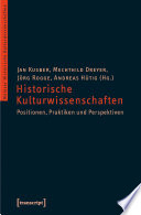 Historische Kulturwissenschaften